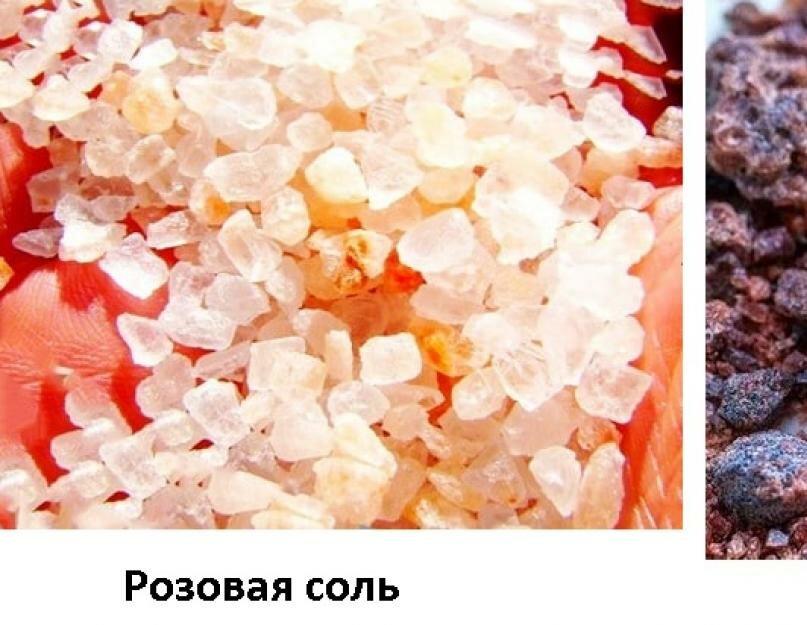 Розовая гималайская соль: что это такое и в чем ее польза? | fiteria.ru | яндекс дзен