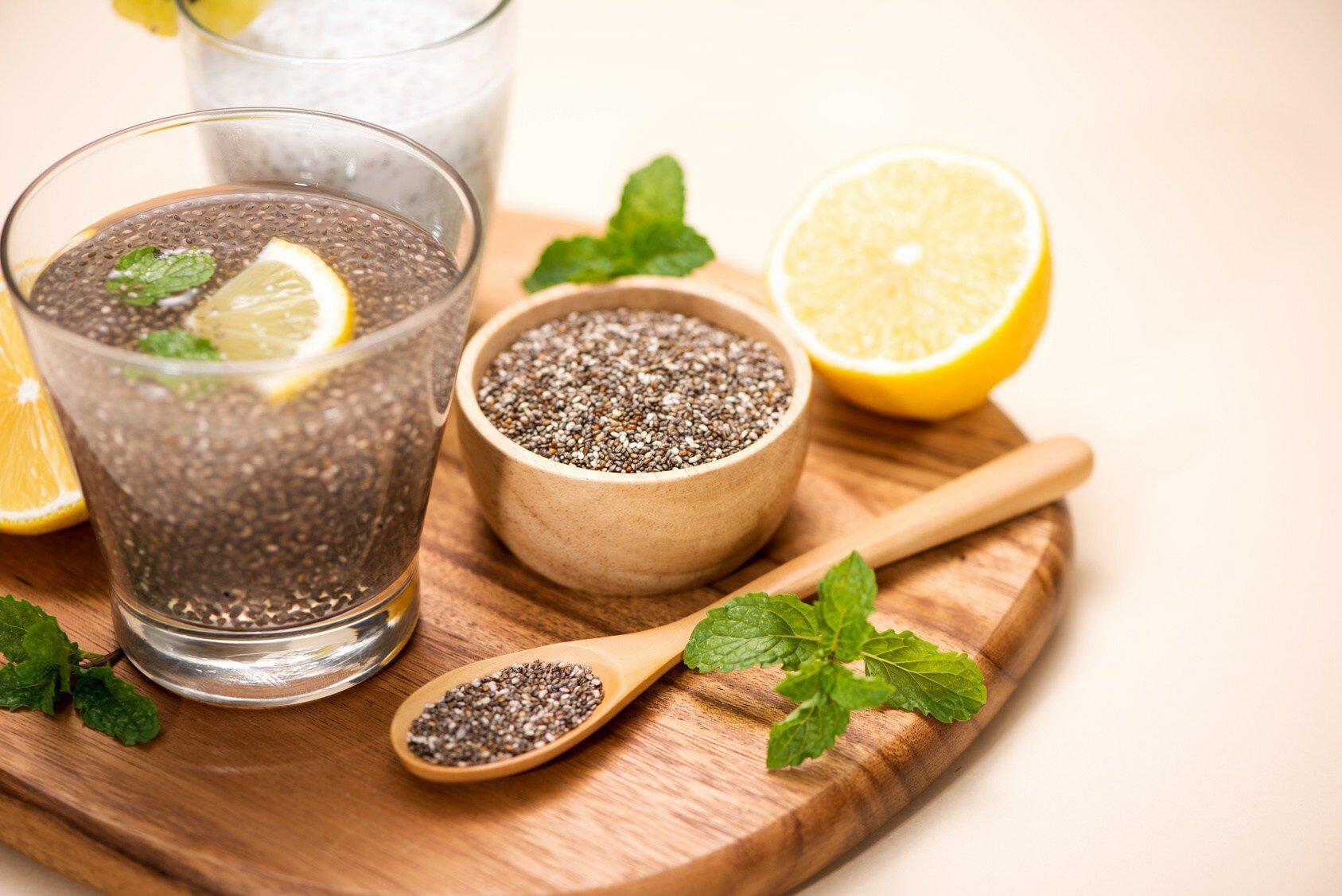 Семена чиа — полезные свойства и противопоказания