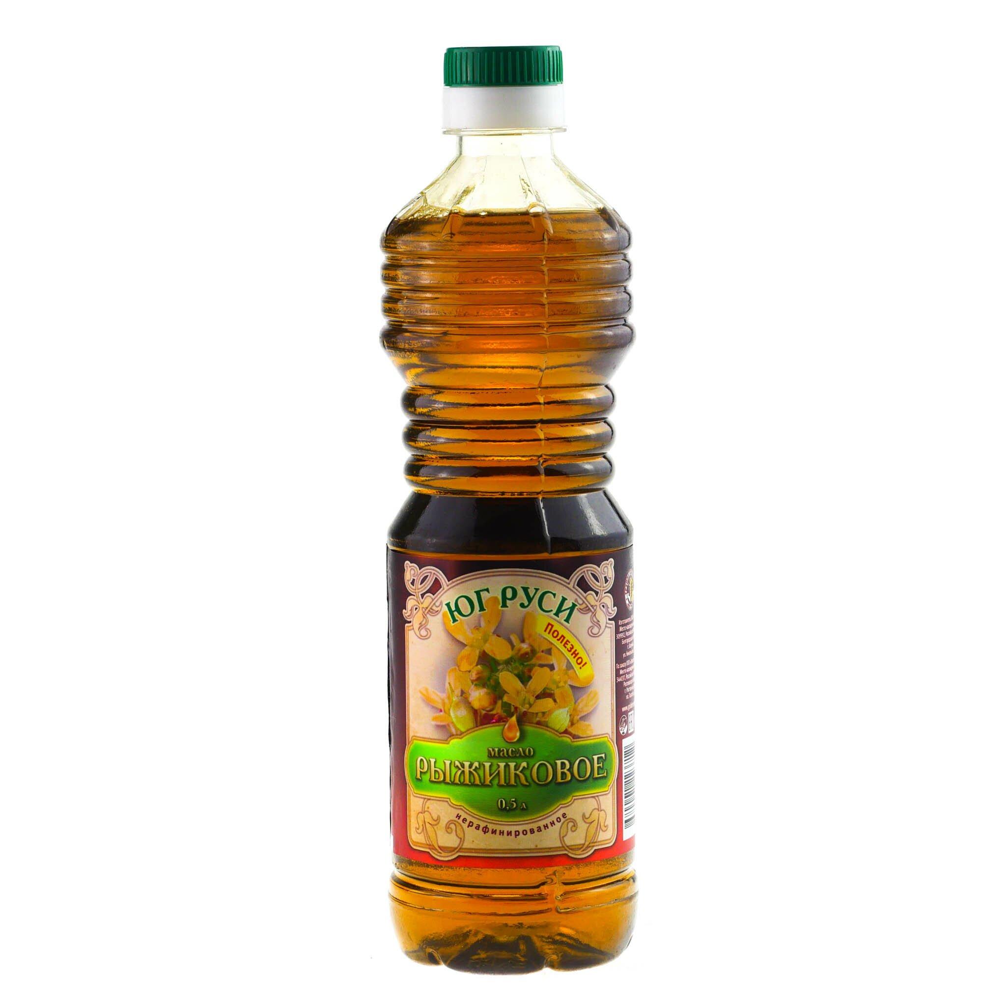 Рыжиковое масло — польза и вред для организма
