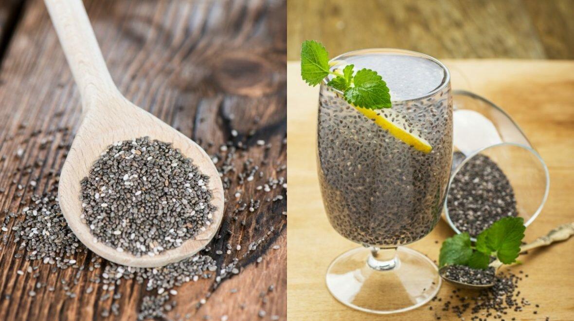 Как принимать семена чиа для похудения: лучшие способы употребления с пользой