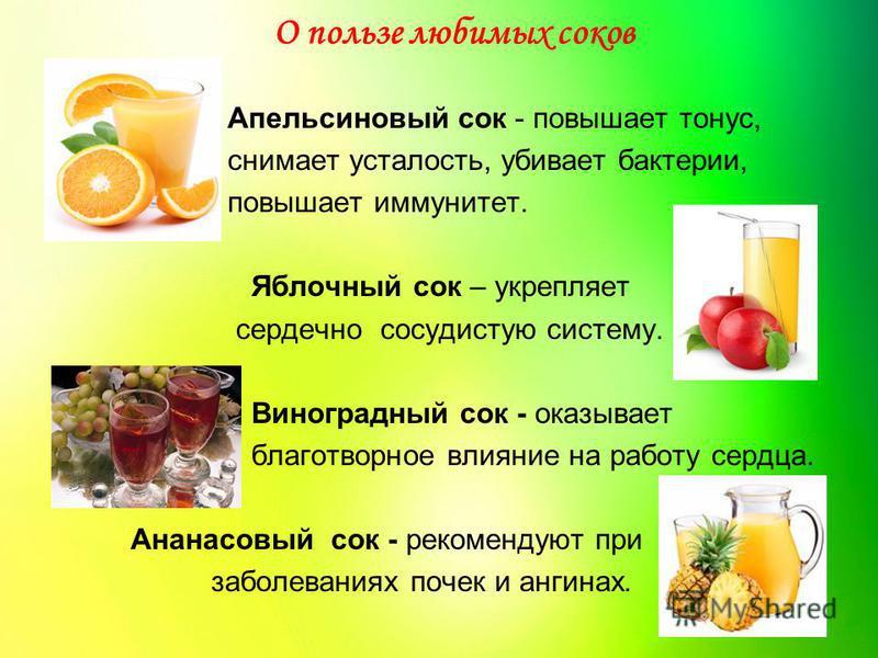 Польза и вред домашнего лимонада