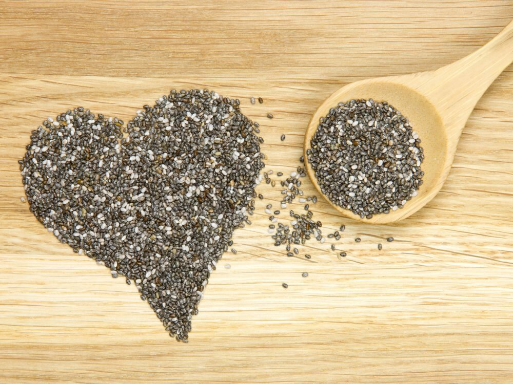 Семена чиа — свойства, польза, как употреблять | здоровье и красота