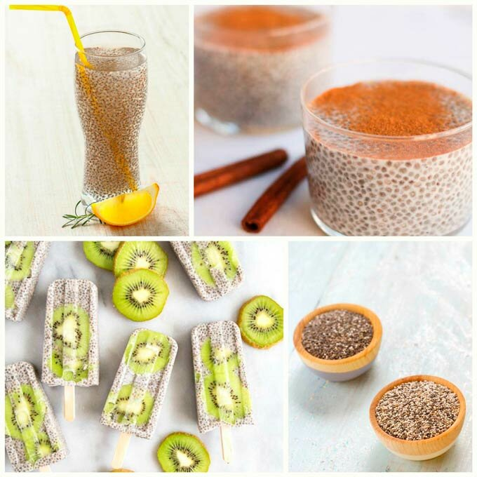 Семена чиа: польза и вред для организма